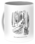 There Were Irregularities In The Succession Coffee Mug