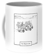 The Vesparados Coffee Mug