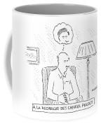 New Yorker December 8th, 2008 Coffee Mug