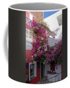 Views Of Santorini Greece Coffee Mug