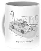 In My Country I Was A Taxi Dispatcher Coffee Mug
