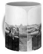 China Boxer Rebellion Coffee Mug