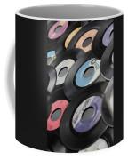 45 Records Nostalgia Coffee Mug
