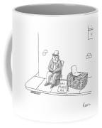 New Yorker March 9th, 2009 Coffee Mug