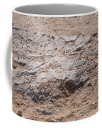 White Desert Coffee Mug