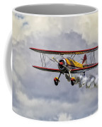 450 Hp Stearman Coffee Mug