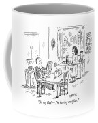 Oh My God  -  I'm Having An Affair! Coffee Mug