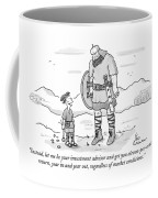 Instead, Let Me Be Your Investment Advisor Coffee Mug