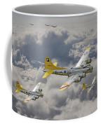 487th Bomb Group Coffee Mug