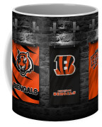 Cincinnati Bengals Coffee Mug