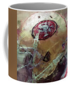 49ers Art Coffee Mug