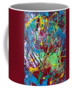 4th Of July Coffee Mug by Donna Blackhall