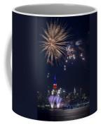 4th Of July Fireworks Coffee Mug