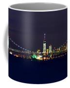 4th Of July New York City Coffee Mug