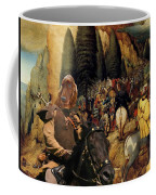 Irish Setter Art Canvas Print Coffee Mug