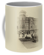 16th Street Baptist Church In Black And White With A White Vingette Coffee Mug