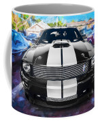 2007 Ford Mustang Shelby Gt Painted  Coffee Mug
