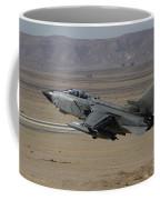 A Panavia Tornado Of The Italian Air Coffee Mug