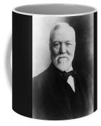 Andrew Carnegie (1835-1919) Coffee Mug
