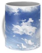 Big Blue Sky Coffee Mug