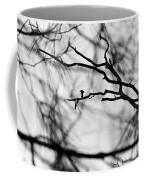 Bird In Tree Coffee Mug