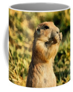Black-tailed Prairie Dog Coffee Mug