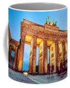 Brandenburg Gate Berlin Germany Coffee Mug