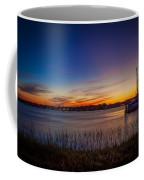 Bridge Of Lions St Augustine Florida Painted Coffee Mug