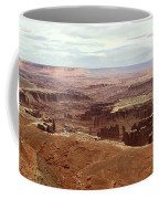 Canyonlands National Park In Utah Coffee Mug