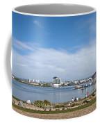 Cardiff Bay Panorama Coffee Mug