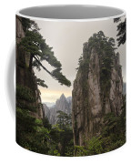 Chinese White Pine On Mt. Huangshan Coffee Mug