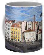 City Of Lisbon In Portugal Coffee Mug