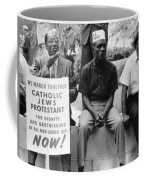 Civil Rights March, 1965 Coffee Mug