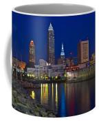 Cleveland Ohio  Coffee Mug