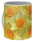 5 Daffy's On Parade Coffee Mug