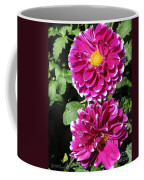Dahlia Named Edinburgh Coffee Mug