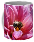 Dahlia Named Lucky Number Coffee Mug