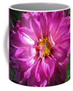 Dahlia Named Pink Bells Coffee Mug
