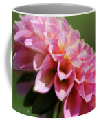 Dahlia Named Skipley Spot Of Gold Coffee Mug