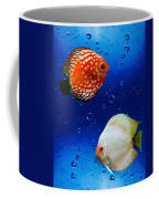 Discus Fish Coffee Mug