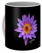 Dots Of Flowers Coffee Mug