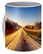 Early Morning In Charlotte Nc Coffee Mug