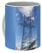 Electricity Pylon Coffee Mug