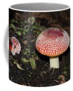 Fairy Mushrooms Coffee Mug