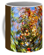 Fall Abstract Coffee Mug by Steven Ralser