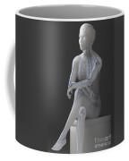 Female Anatomy Coffee Mug