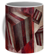 5 Fire Cubed Coffee Mug