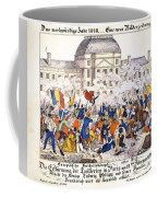 France Revolution, 1848 Coffee Mug