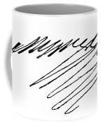 Franz Mesmer (1734-1815) Coffee Mug