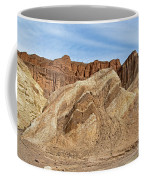 Golden Canyon Death Valley National Park Coffee Mug